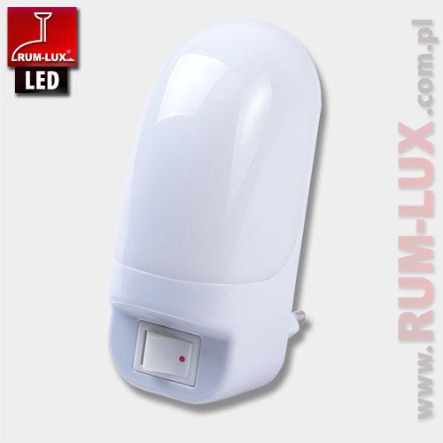 mini lampka LN-05 LED [ciepło biała]